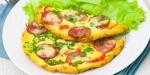 telur dadar pizza