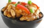 ayam saus kacang
